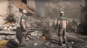 White Helmets and 'Russian' nerve gas: New Call of Duty trailer is modern propaganda at its finest