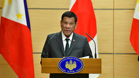 Philippines president says S. China Sea becoming 'flashpoint'