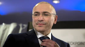 Russian tycoon Khodorkovsky got oil giant Yukos with a bribe & ROBBED western shareholders – report