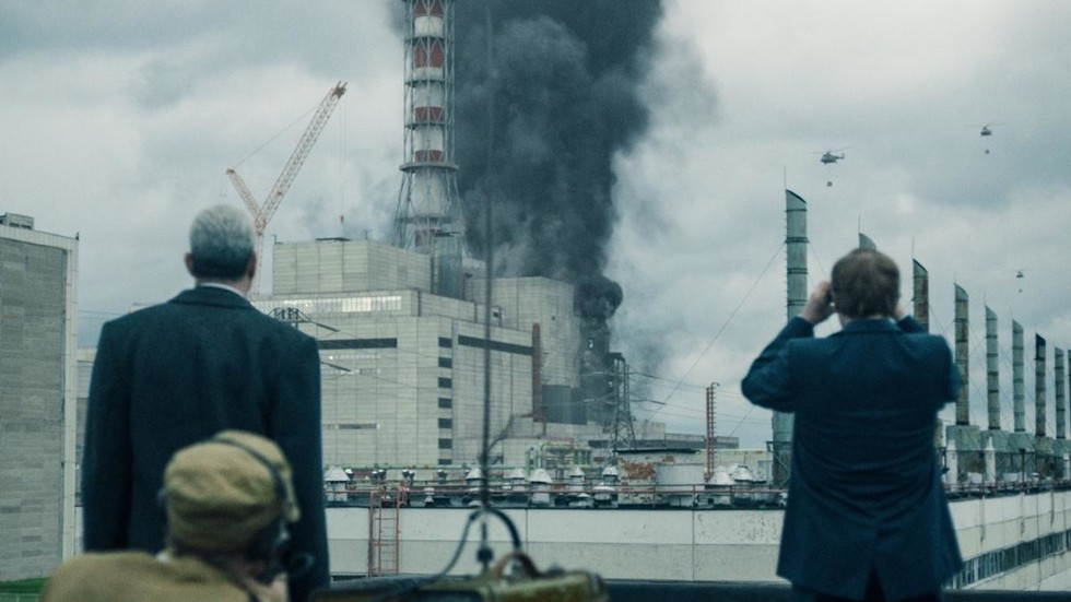 'Chernobyl' is a blast of a TV series – but don't call it 'authentic'