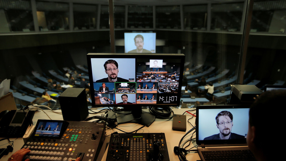 'Unlimited reach, no safeguards': Snowden warns of greatest social control scheme in human history