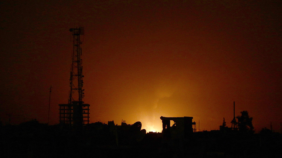3 Syrian soldiers killed, 7 injured in Israeli air raids – state media