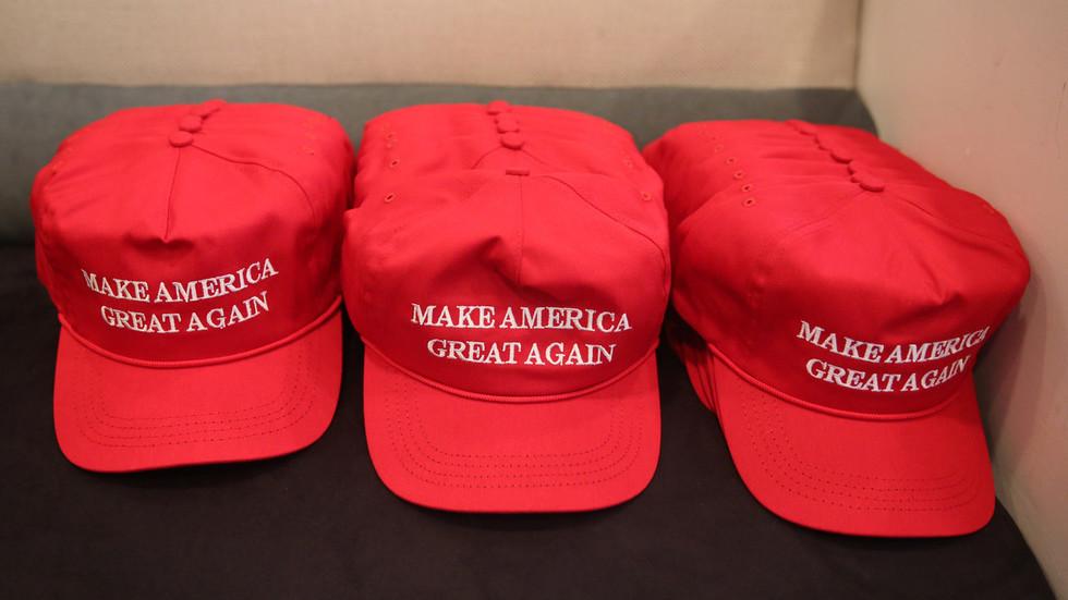 Beijing takes jab at Trump, says trade war 'has not made America great again'