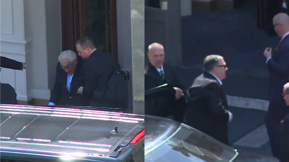 Mike Pompeo & Henry Kissinger attend mysterious Bilderberg 2019