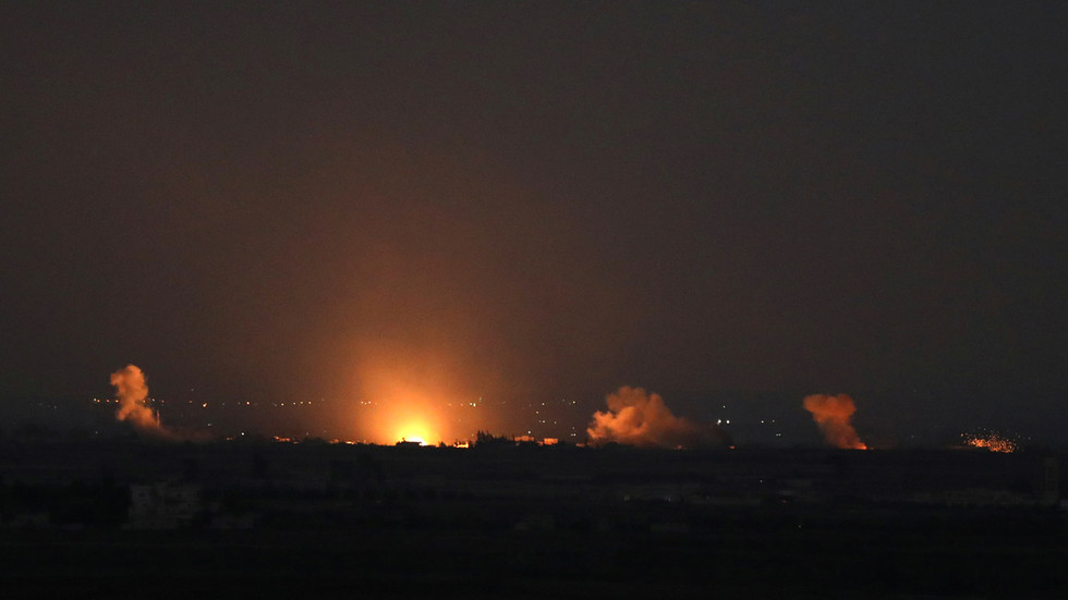 1 killed in 'Israeli missile strike' on Syrian airbase in Homs, day after IDF raids