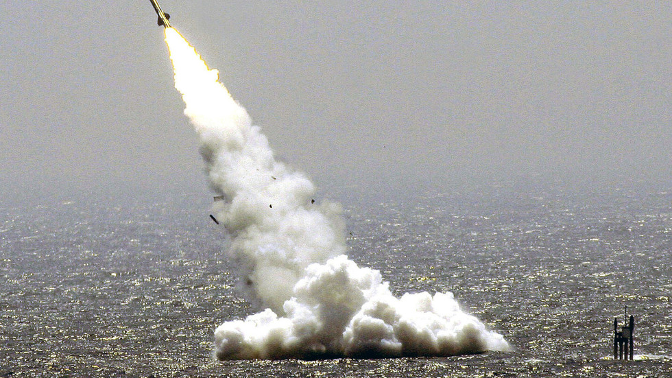 Chinese submarine test-fires next-gen ballistic missile – reports