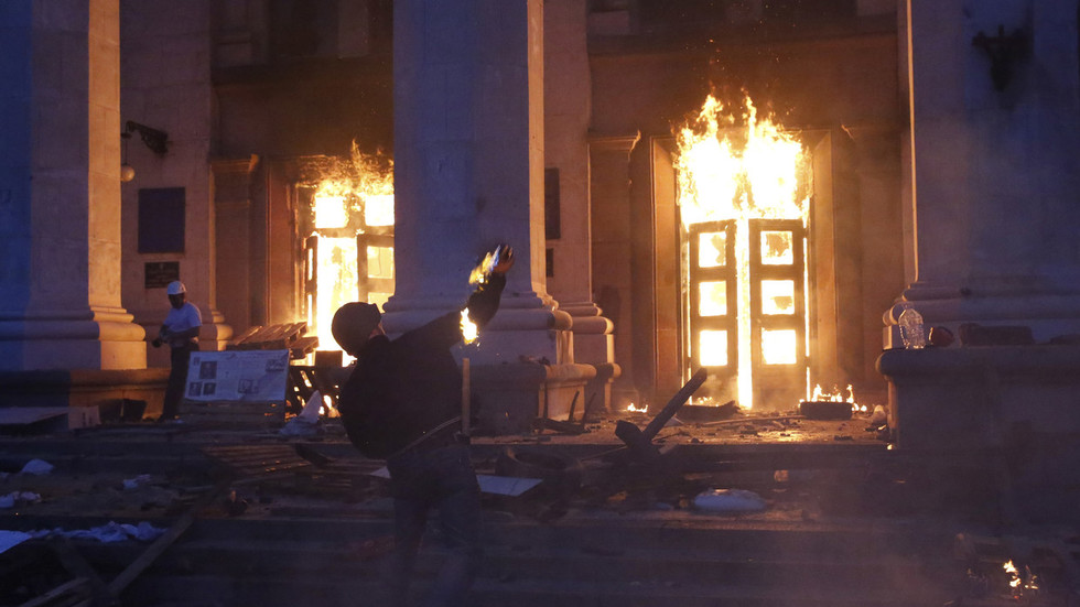 Euromaidan activist who cheered Odessa massacre joins Facebook as public policy manager