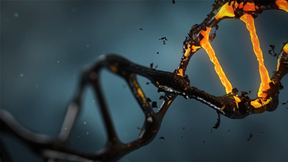 CRISPR-modified babies cursed with short lifespan