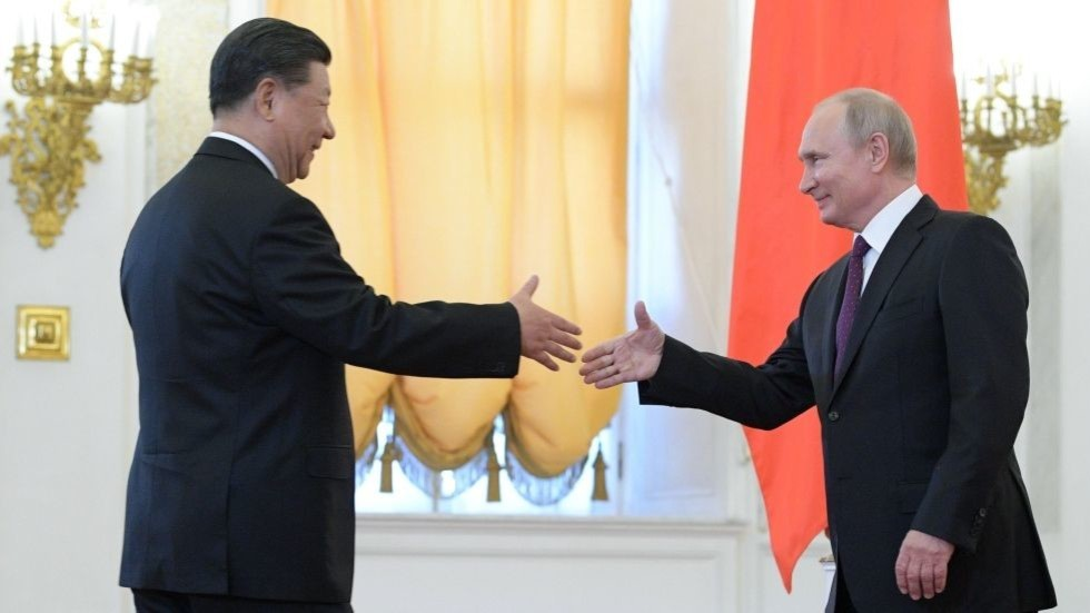 'My closest friend': China's Xi hails personal relations with Putin