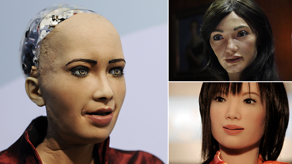 The most inspiring and lifelike humanoid robots we've created so far
