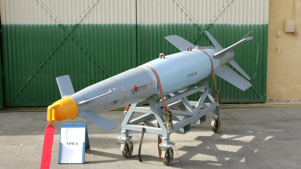 India to buy 100 more of the Israeli bunker-buster bombs used in attack on Pakistan terror camp
