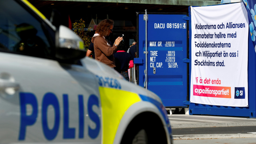 19 injured as explosion rocks Swedish city of Linkoping, bomb squad investigating