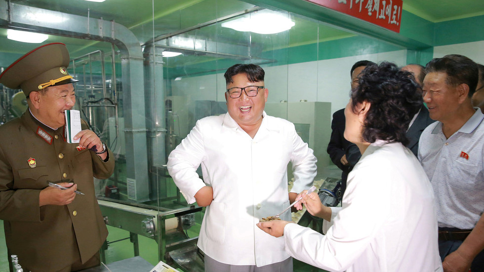 How far is too far? UK tabloids mocked for claiming Kim fed general to piranhas