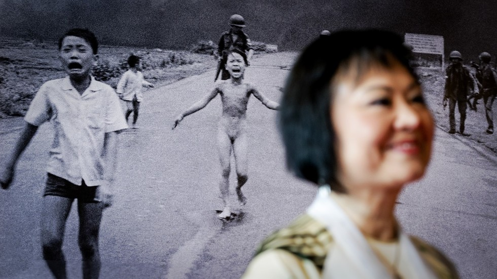 'Doctors helped me survive; God helped me live on': Napalm girl on life since iconic photo
