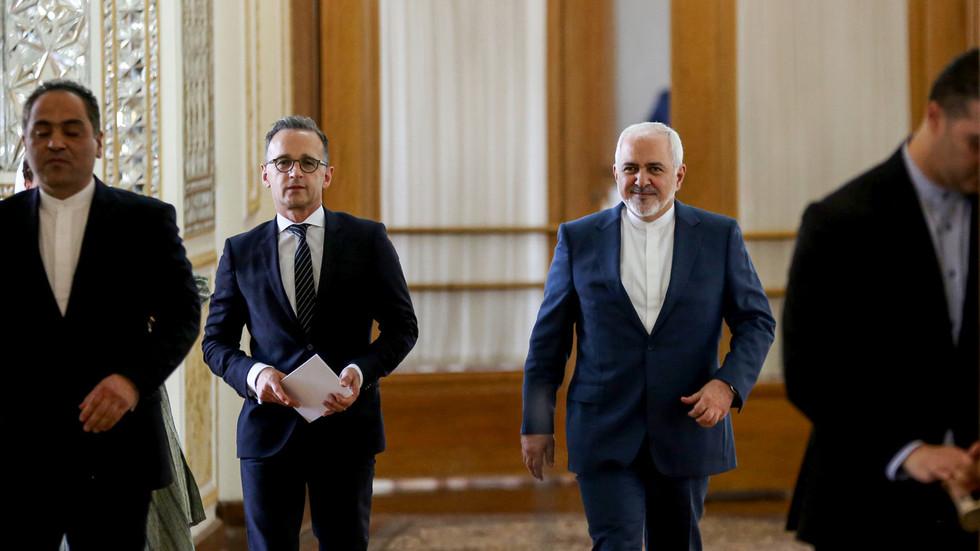 German FM warns against 'dangerous military escalation' between US & Iran