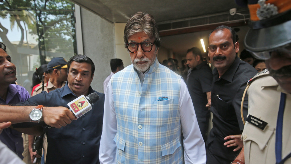 Bollywood actor Amitabh Bachchan's Twitter hacked by pro-Pakistan Turkish group