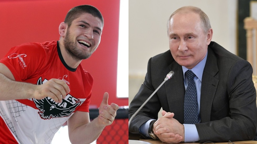 Different class: Vladimir Putin allocates funds to build school named after UFC champion Khabib