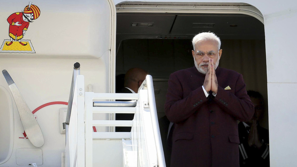 India PM Modi's flight to summit will detour around Pakistani airspace, despite Islamabad's consent