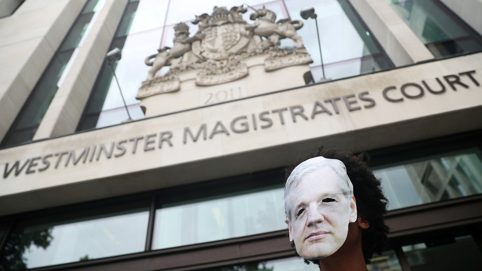 Full US Extradition Hearing For WikiLeaks' Assange Will