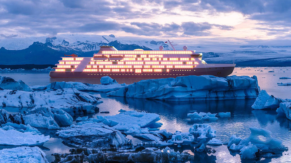 All decked out: Russia's shipbuilding major unveils its plans for Arctic cruise liners