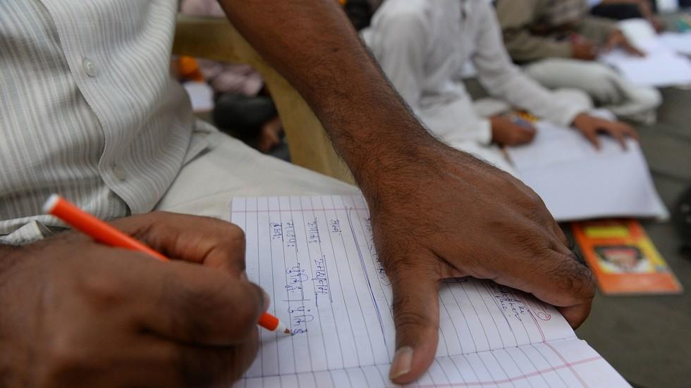 Spirited debate in India over govt call for new Sanskrit-ONLY villages