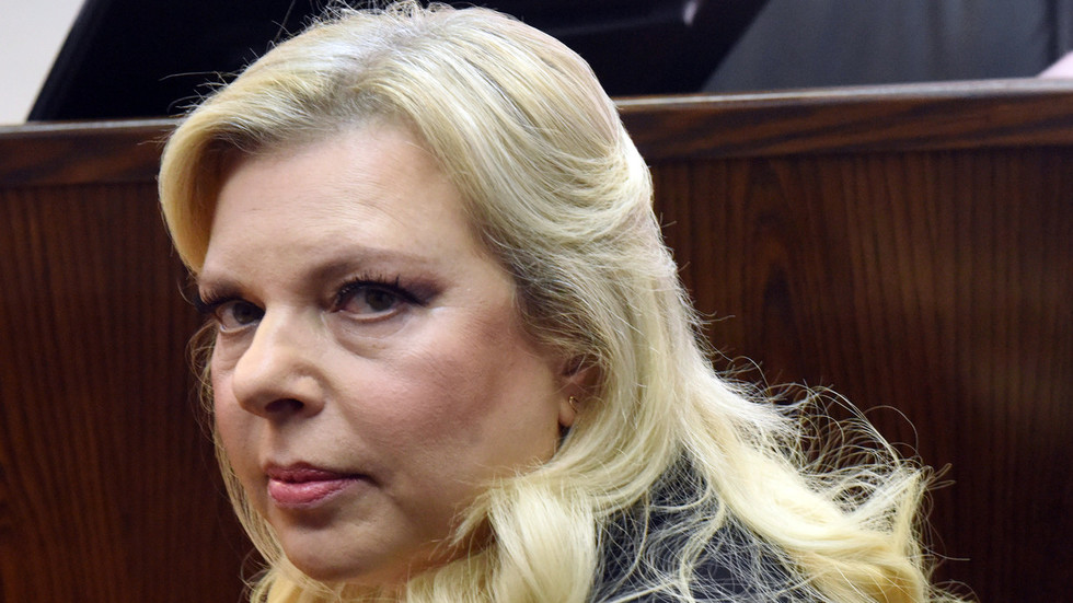 Netanyahu's wife convicted for misusing public funds after racking up $50k in catering bills