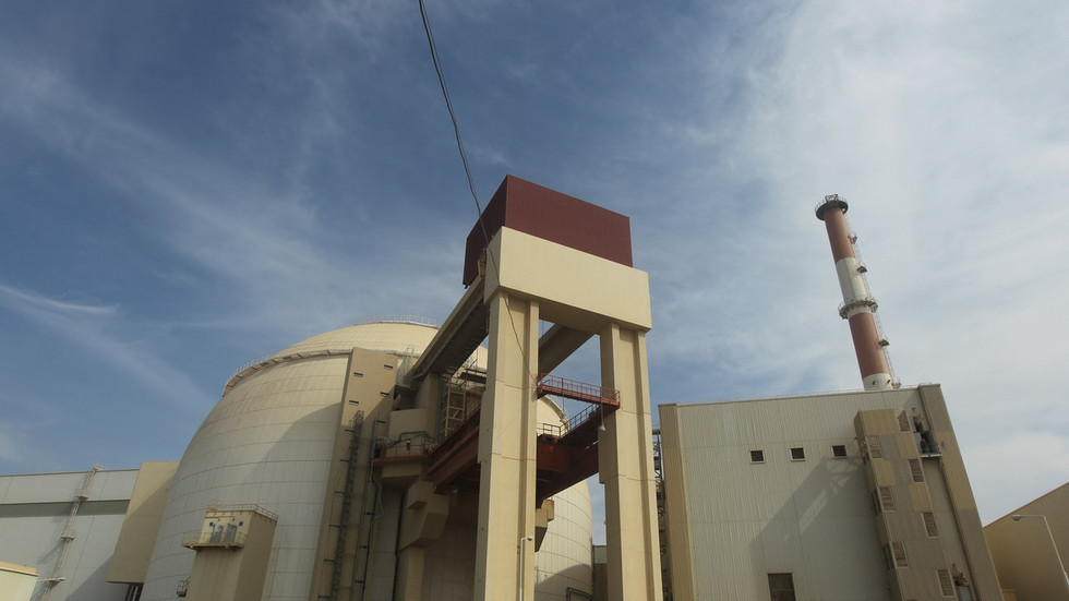 'Countdown has begun': Iran to exceed uranium stockpile limit set by nuclear deal in 10 days