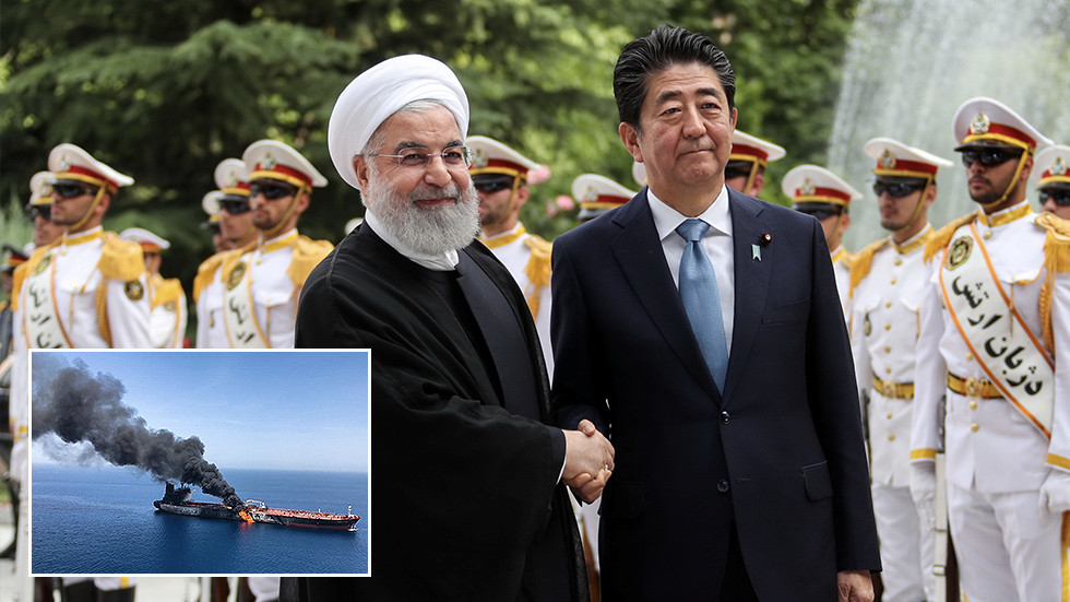 'One hour before key Iran-Japan talks': Professor debunks claims of Tehran role in tanker attacks