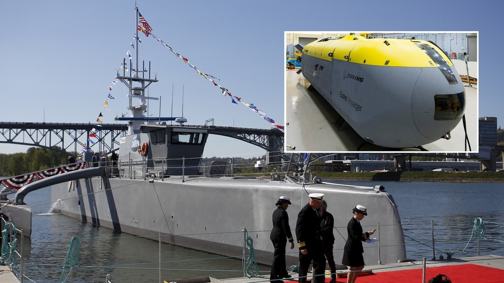 Drone force to fight China: US Navy wants to build fleet of
