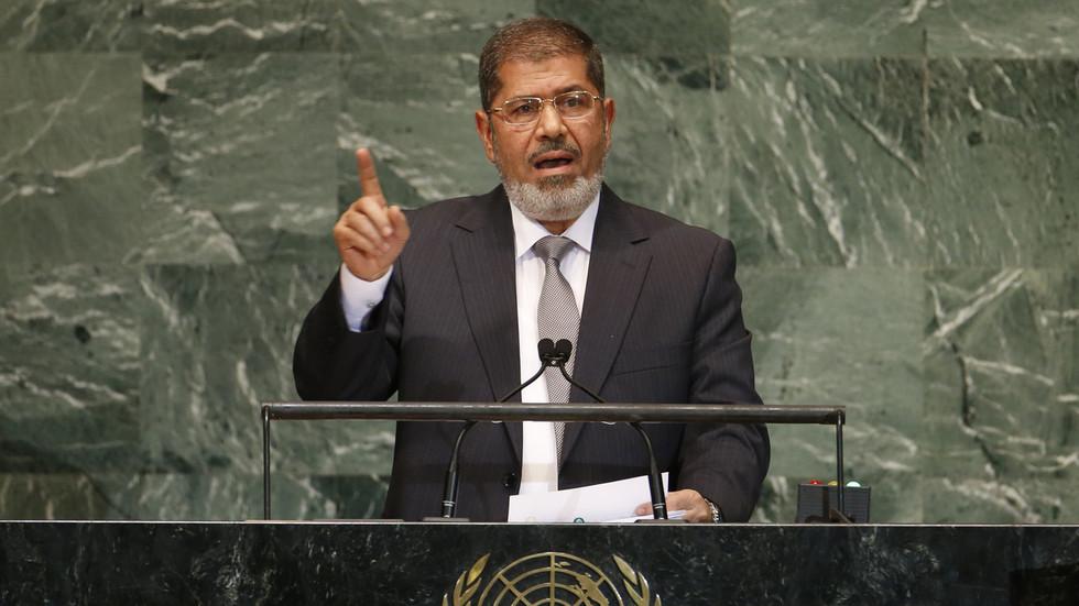 Turkey's Erdogan says former Egyptian president Morsi was 'killed'