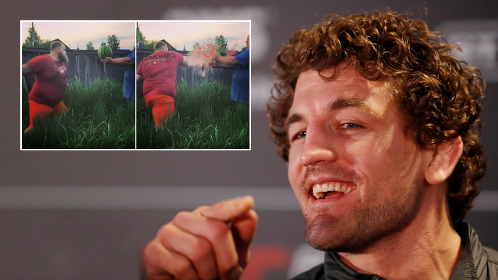 'I legit need to try this': UFC star Ben Askren on Russian ...