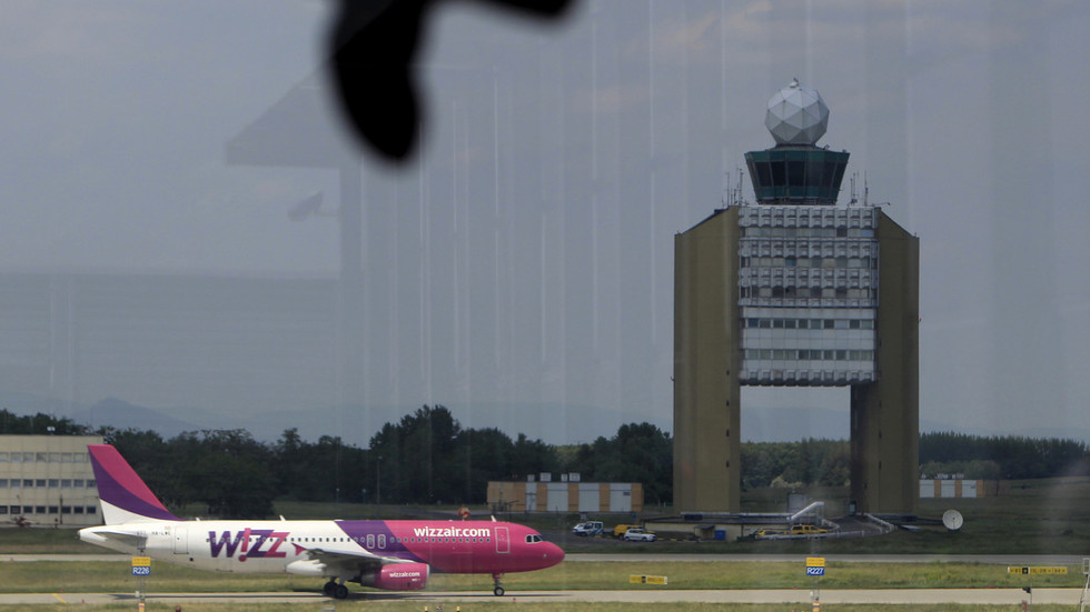 Budapest Airport open again after damaged runway caused 'chaos' and delay of all flights