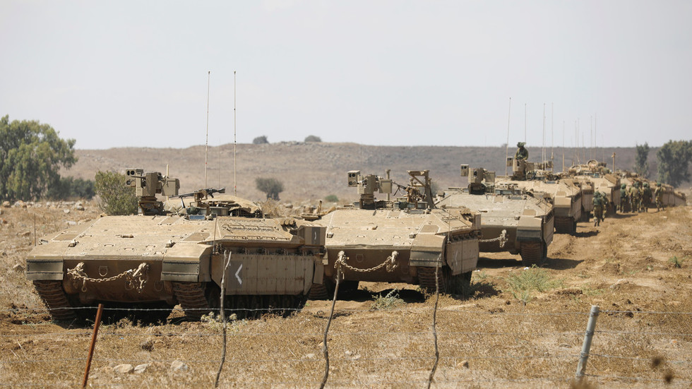 Drones, F-35s feature in Israel's largest military drill in years as Iran tensions rise