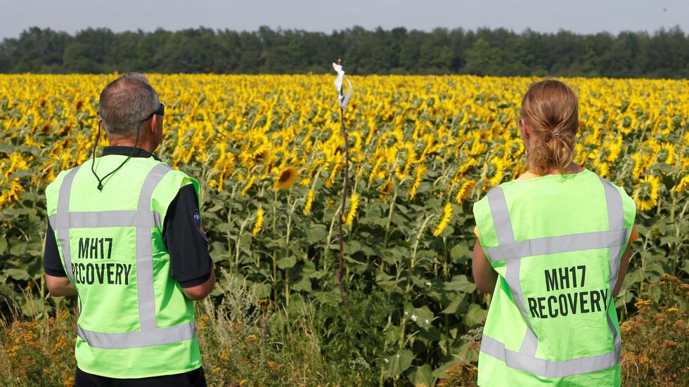 Local da queda do MH17 [© REUTERS/Sergei Karpukhin]