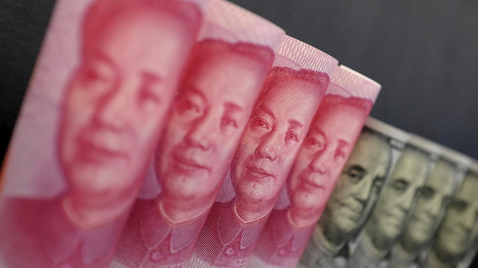 China could challenge US dollar's dominance by globalizing the yuan – economist Jim O'Neill