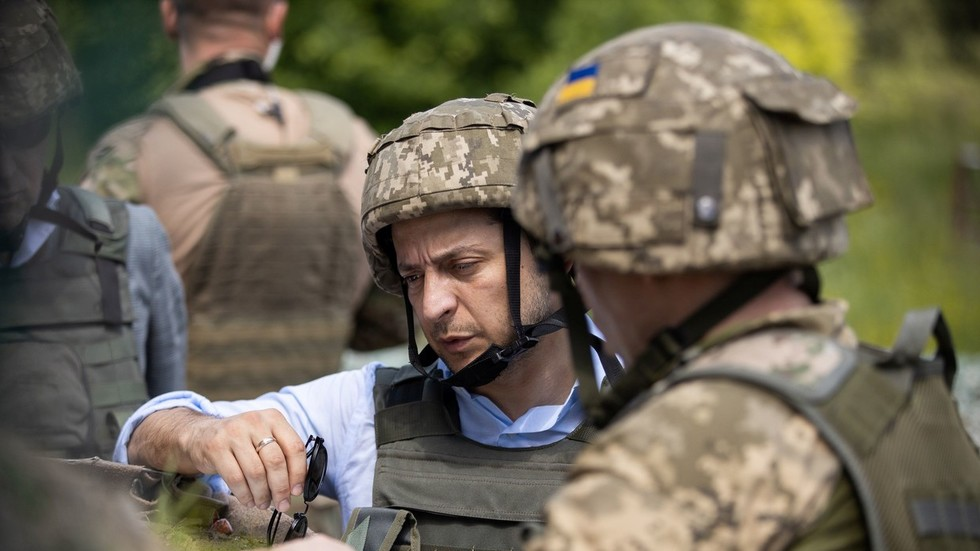 'Not a comedy, it's a tragedy': Putin slams policies of Ukrainian funny-man president Zelenesky