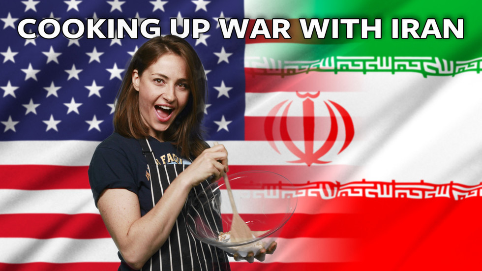 ICYMI's recipe for war with Iran: Turn the pressure cooker to high & bring to the boil
