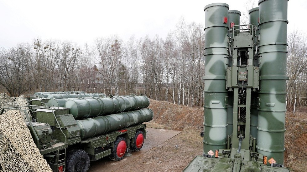 Not you too! US warns India against Russian S-400 ahead of Pompeo's visit