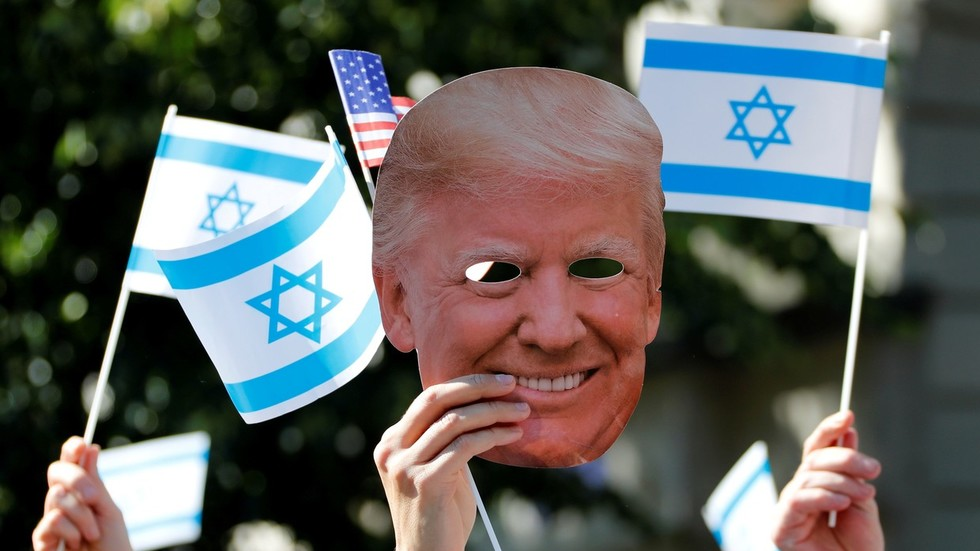 'Trump's $50-billion Middle East plan is a win-win for Israel & a loss for Palestine'