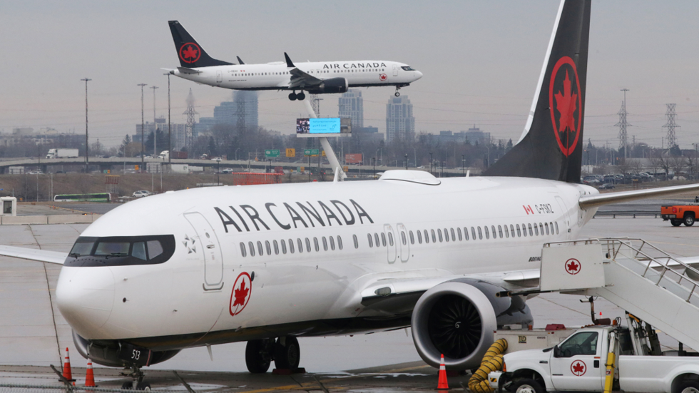Escape from locked jet: Air Canada passenger traumatized after waking up ALONE in a dark plane