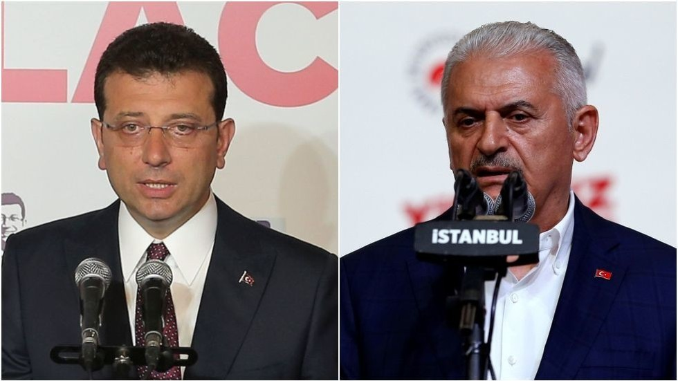 Opposition candidate beats Erdogan's ally Yildirim in re-run of Istanbul mayoral election