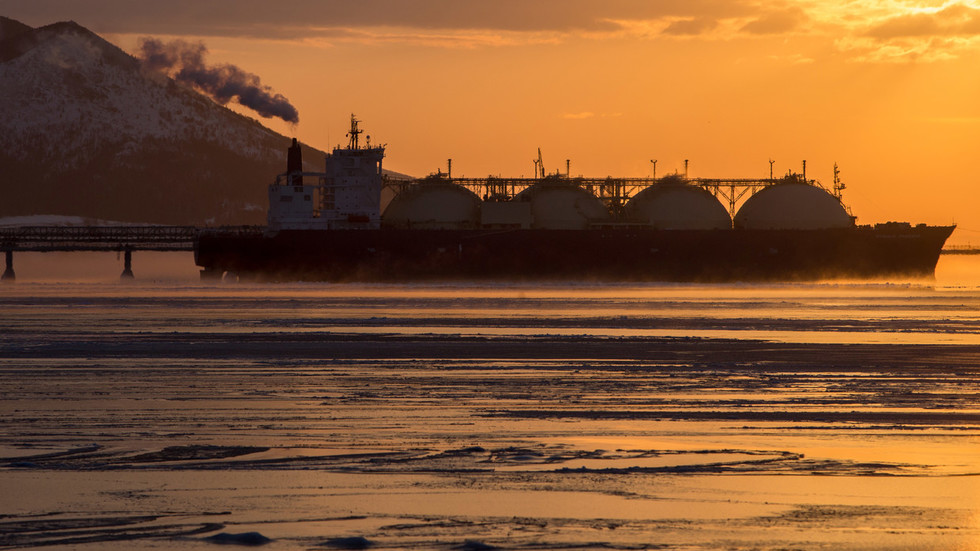 Breaking the ice: First LNG cargo from Russia's Arctic arrives in Japan