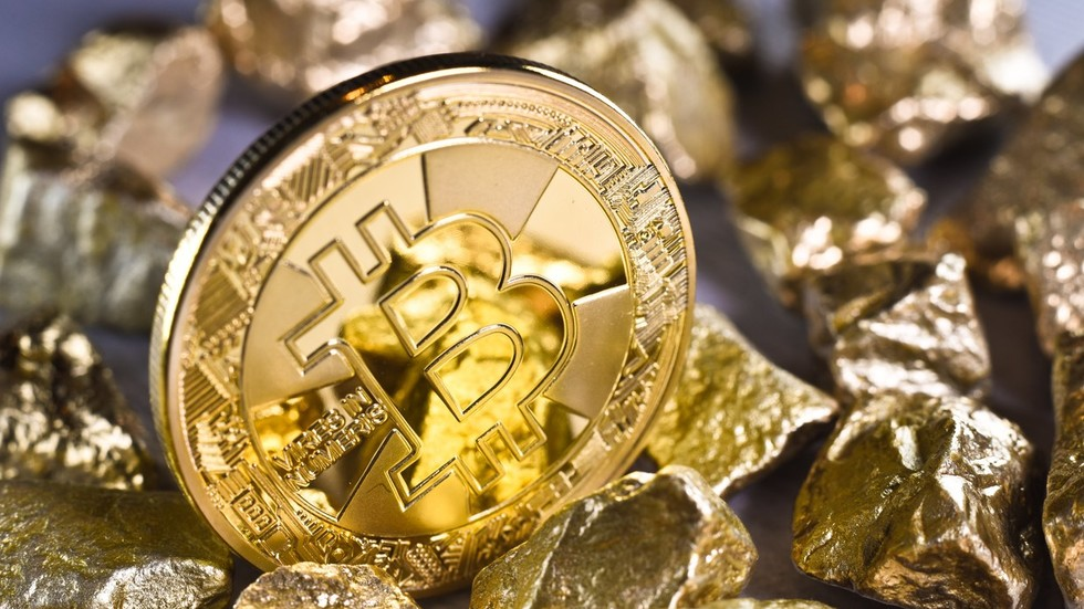 Bitcoin v gold: Peter Schiff tells Boom Bust which is the real safe haven at time of turmoil