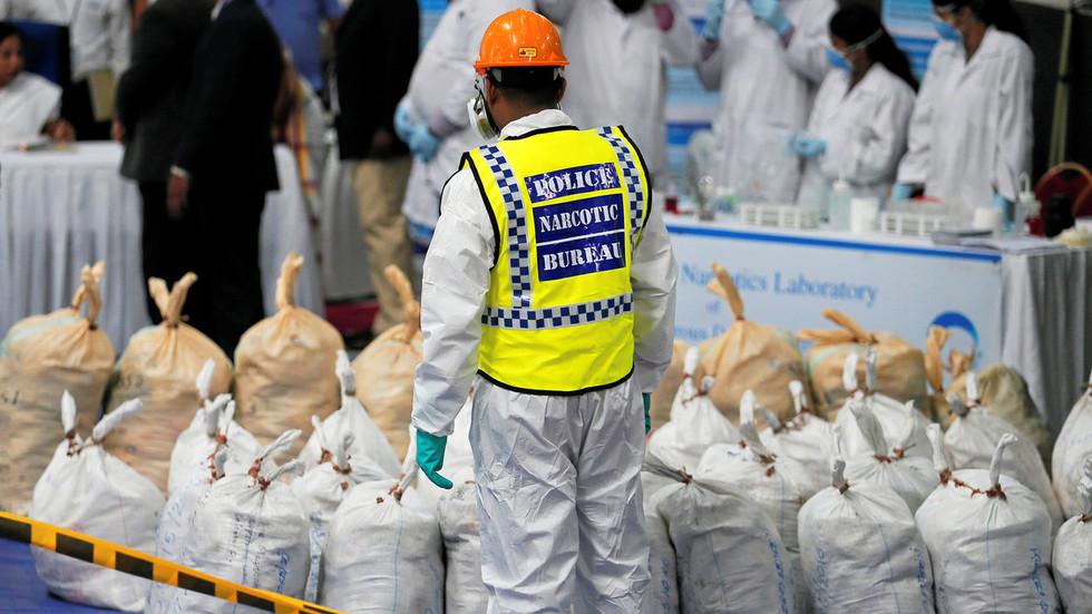 Sri Lanka leader reinstates execution for drug crimes, orders death of 4 convicts