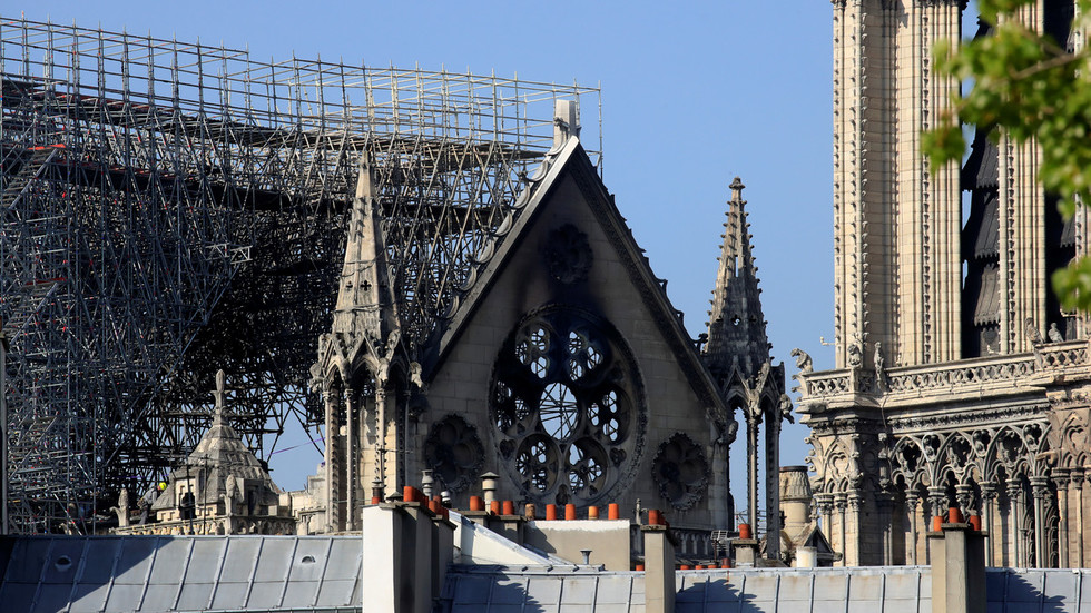 Cigarette, electrical fault among possible causes of Notre Dame fire – Paris prosecutors