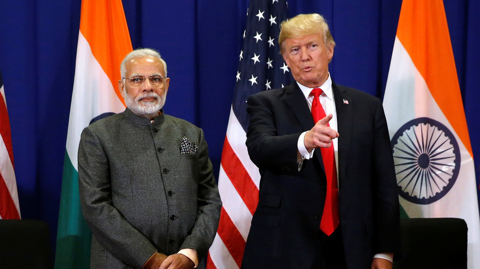 Trump demands India scrap 'unacceptable' tariffs just after Pompeo charm offensive