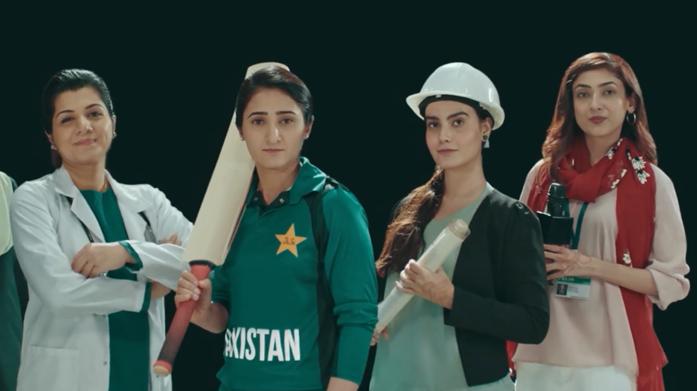 Liberating or intrusive? RT hears opinions on US firm's 'women empowerment' ad made for Pakistan