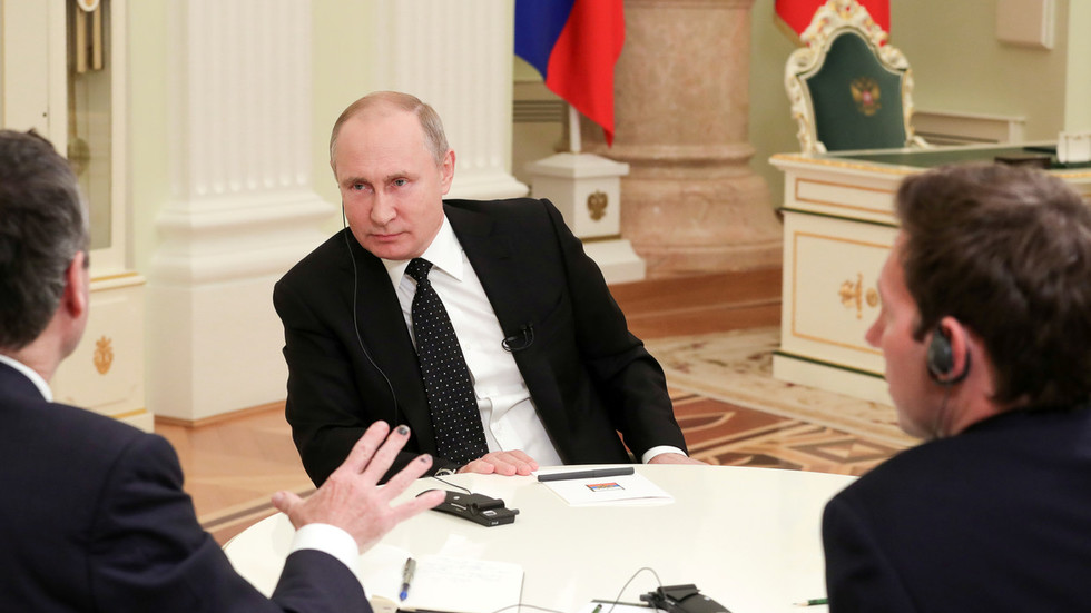 'Liberal idea' failed the West, elites forgot about people: Putin in interview