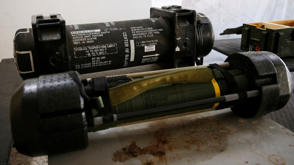 Pentagon investigating how Javelin missiles ended up with Libyan militants
