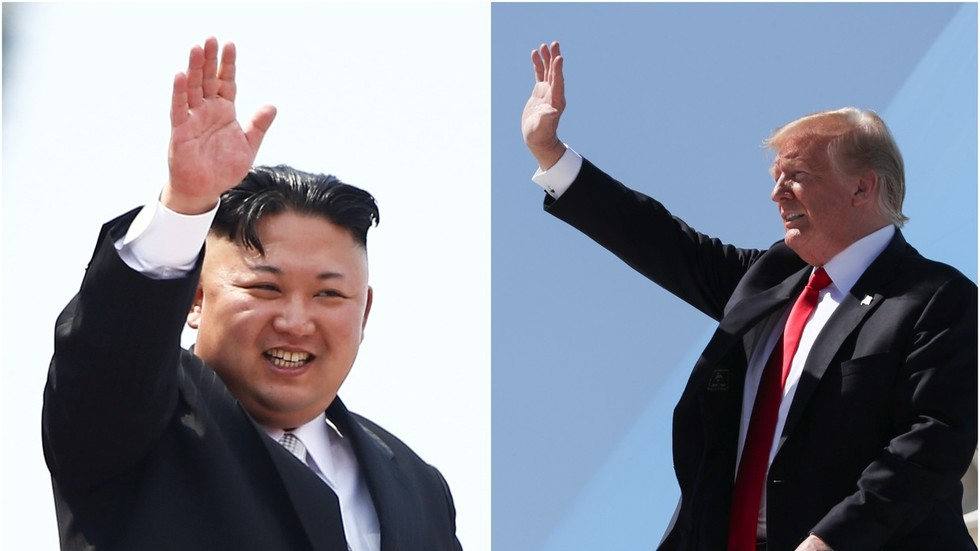 Trump feels 'certain chemistry' with Kim, but won't rush to mend ties with N. Korea